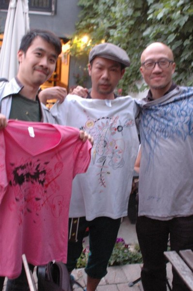 tomori nagamoto with harvey chan
