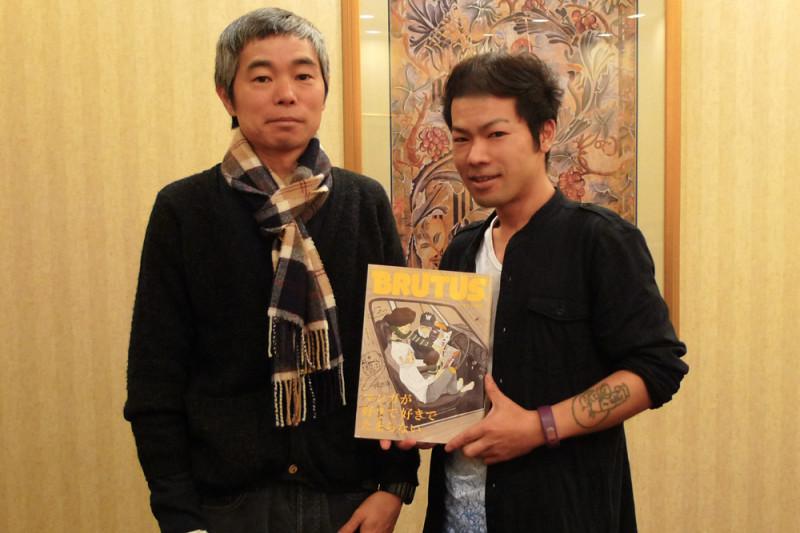 taiyo matsumoto and tomori nagamoto -toronto